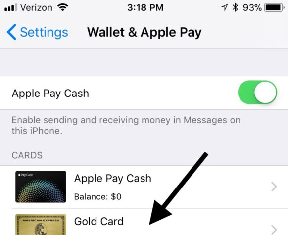 How to Remove a Credit Card From an iPhone Completely