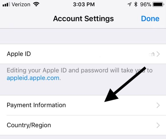 remove_credit_card_itunes_iphone_3