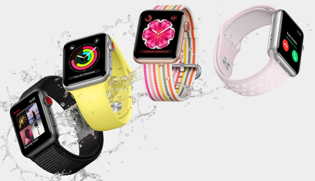 C-Spire, U.S. Cellular Now Offering Apple Watch Series 3 LTE Models to Customers