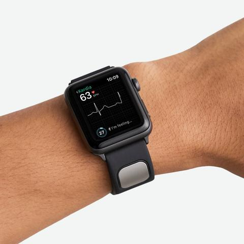 Studies Suggest Apple Watch Could be Used With AliveCor EKG Band to Detect High Potassium Levels & Atrial Fibrillation