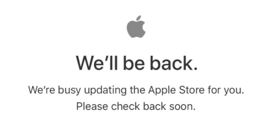 Online Apple Store Goes Down Ahead of Apple's 'Field Trip' Education Event Event