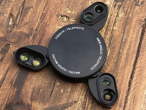 MacTrast Deals: Ztylus Revolver M Series iPhone Lens Kit