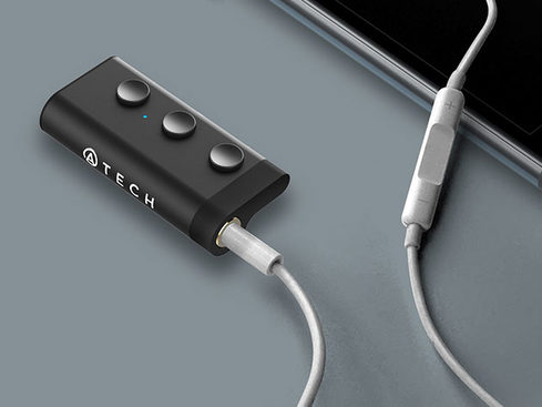 MacTrast Deals: Atech Micro Bluetooth Receiver