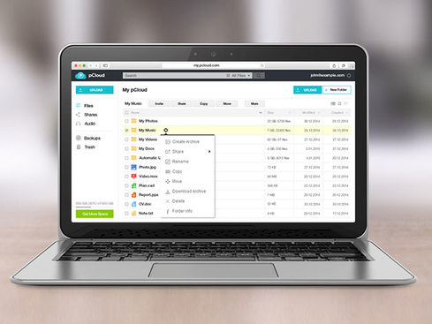 MacTrast Deals: pCloud Premium Plus Cloud Storage: 1-Yr Subscription