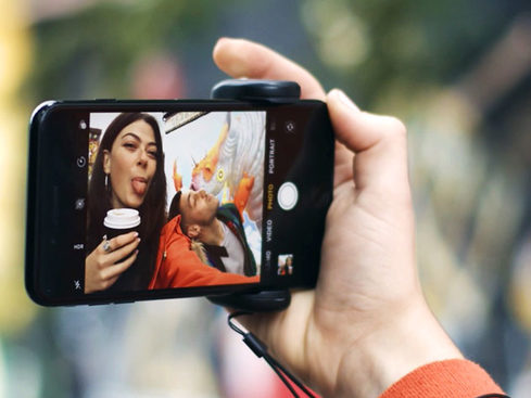 MacTrast Deals: ShutterGrip Smartphone Camera Controller