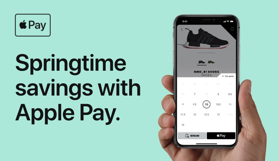 'Springtime Savings with Apple Pay' Promotion Offers Deals From Ten Brands