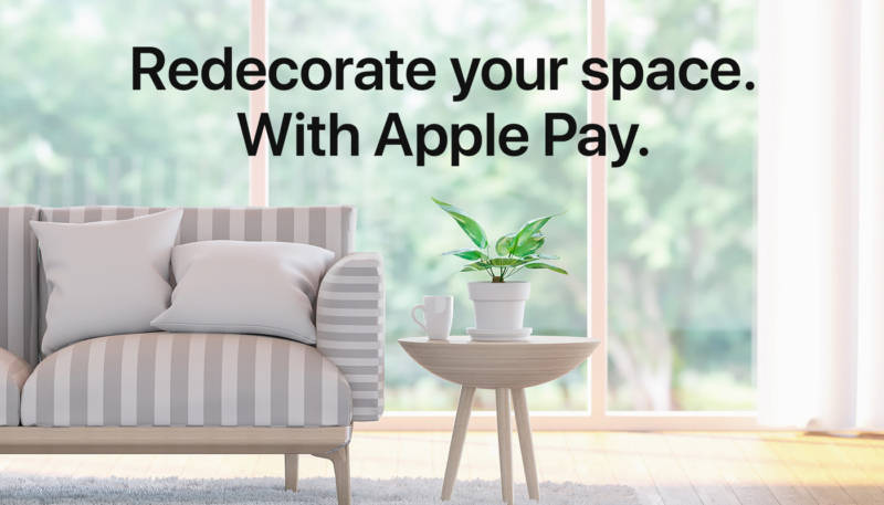 Latest Apple Pay Offer: Get 10% Off Your Hayneedle Order When You Use Apple Pay