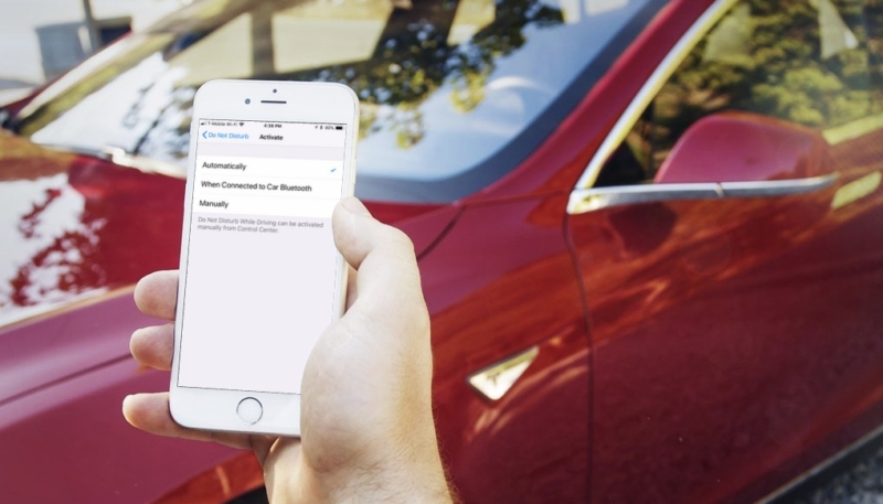 Study: iPhone's 'Do Not Disturb While Driving' Feature Playing a Part in Reducing iPhone Use While Driving