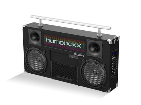 MacTrast Deals: Bumpboxx – The '90s Are Fresher Than Ever with This Bluetooth Boombox