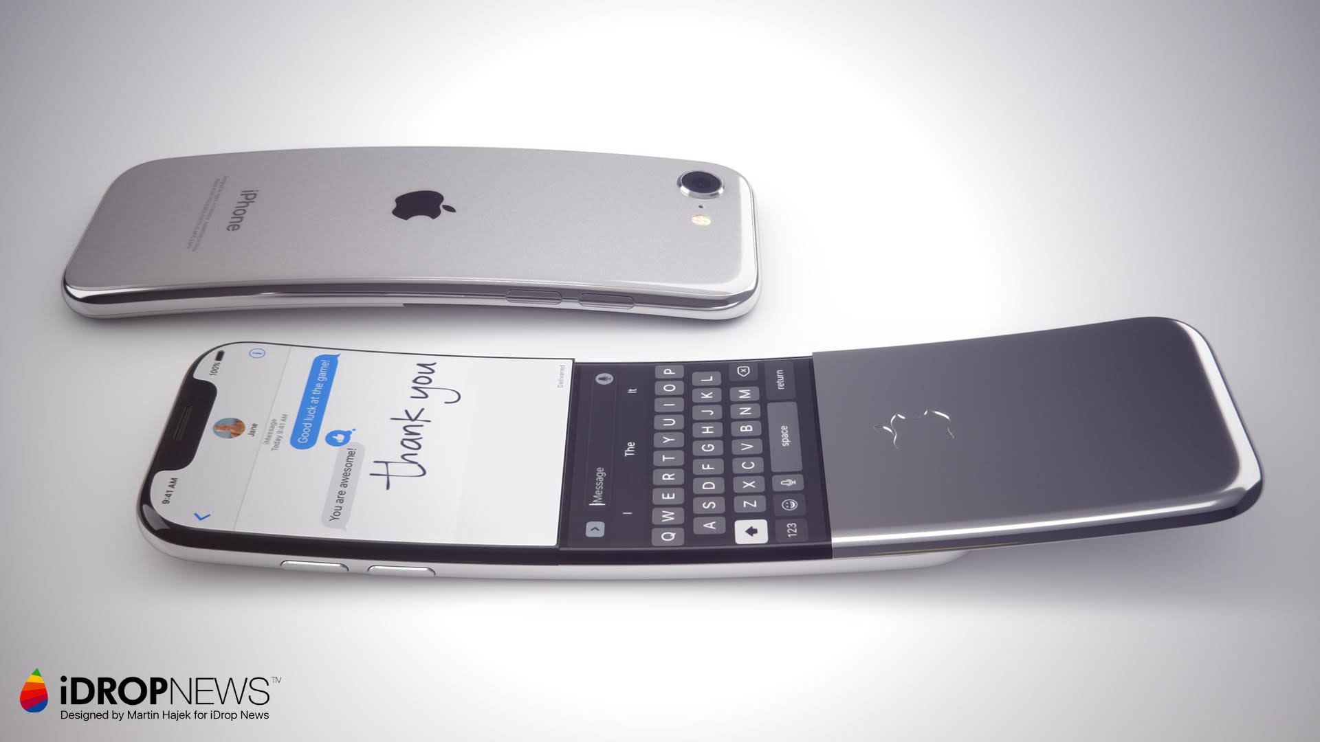 Curved iPhone with Touch-less Controls - 2
