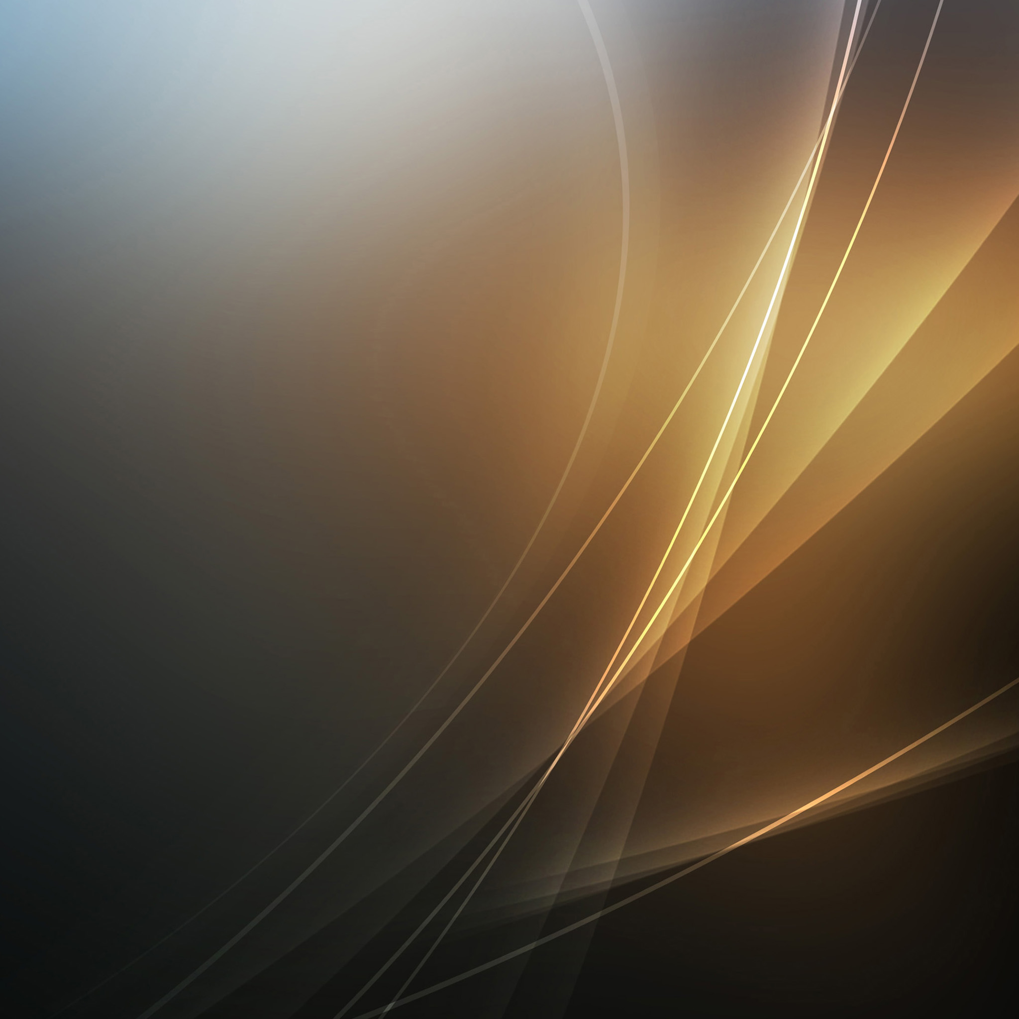 Gold iPad Wallpapers 4