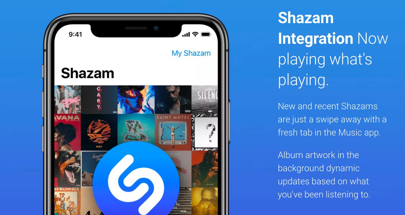 iOS_12_Deep_Shezam_Integration