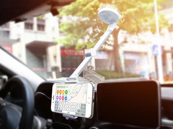 MacTrast Deals: Layze 2-in-1 Podium Stand Car Mount