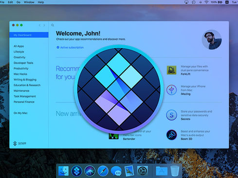 MacTrast Deals: Setapp: 1-Yr Subscription – Instantly Access a Specialized Mac App for Any Job You Need to Do