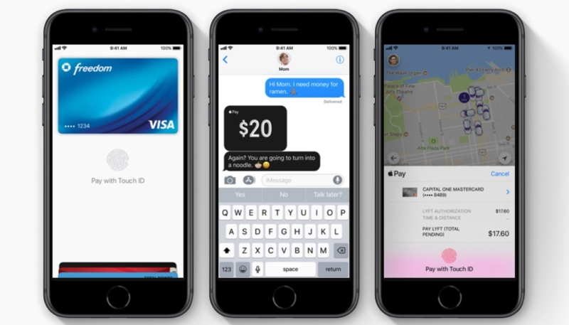 Apple Pay Expands to Ukraine and Adds UK App-Based Monzo Bank, More U.S. Financial Institutions