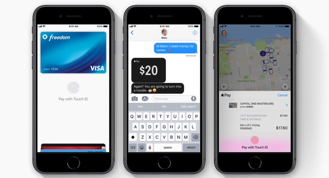 Apple pay debuts in norway with support from nordea and - Santander consumer finance home ...