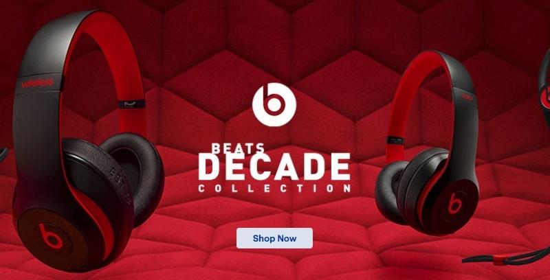 Best Buy Reveals Beats Decade Collection Headphones Ahead of WWDC Announcement