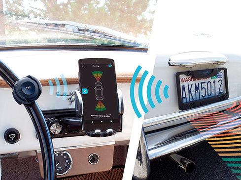 MacTrast Deals: FenSens Smart License Plate Frame