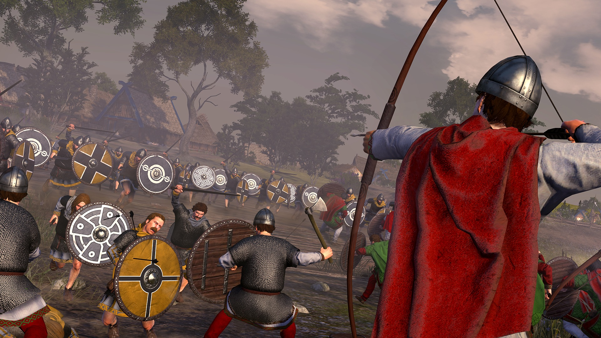 Feral's 'A Total War™ Saga: THRONES OF BRITANNIA' Coming to