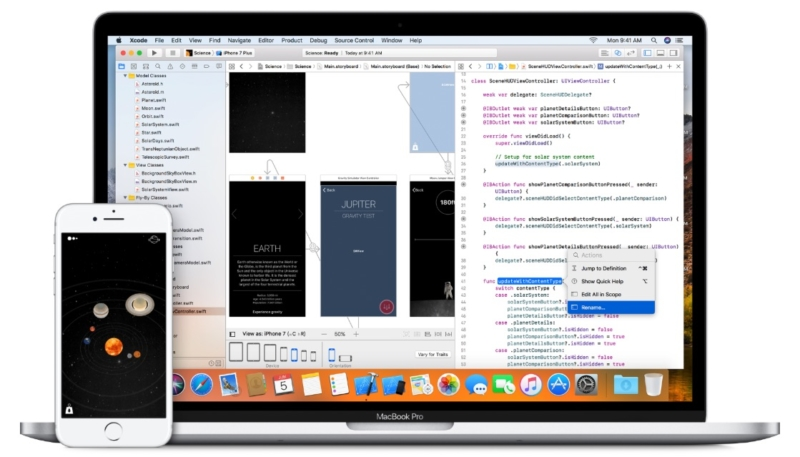 Apple Releases Xcode 9.3.1 Update – Fixes Apple ID Login and Playgrounds Bugs