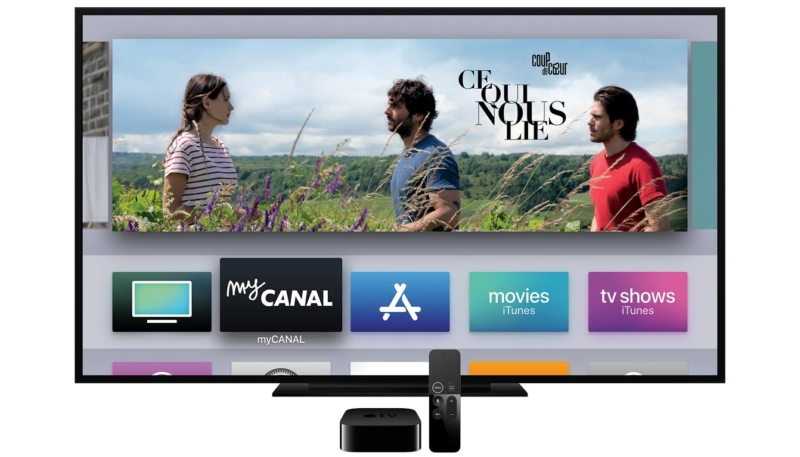 Apple Partnering With French Cable TV Firm Canal+ to Offer Apple TV 4K in Place of Traditional Cable Box