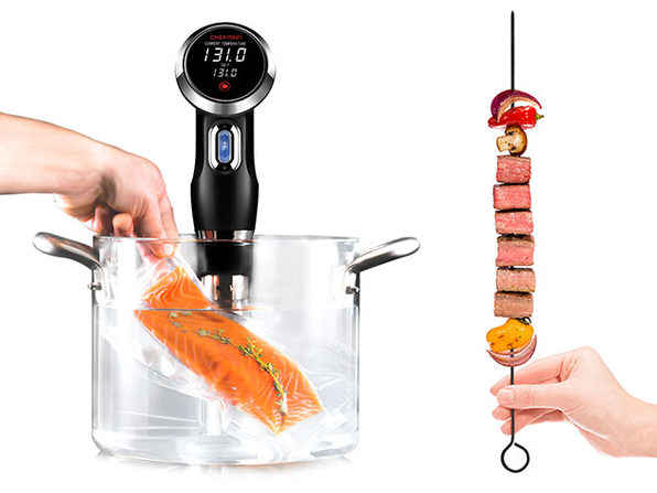 MacTrast Deals: Chefman Sous Vide Precision Cooker with WiFi