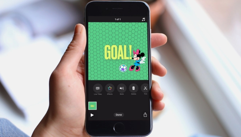Apple Updates Clips App for iOS to Include New Soccer Graphics, More