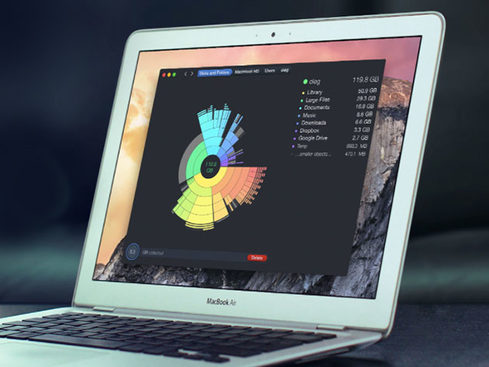 MacTrast Deals: DaisyDisk for Mac - The Cost-Effective Way to Clean Up All of Your Disks