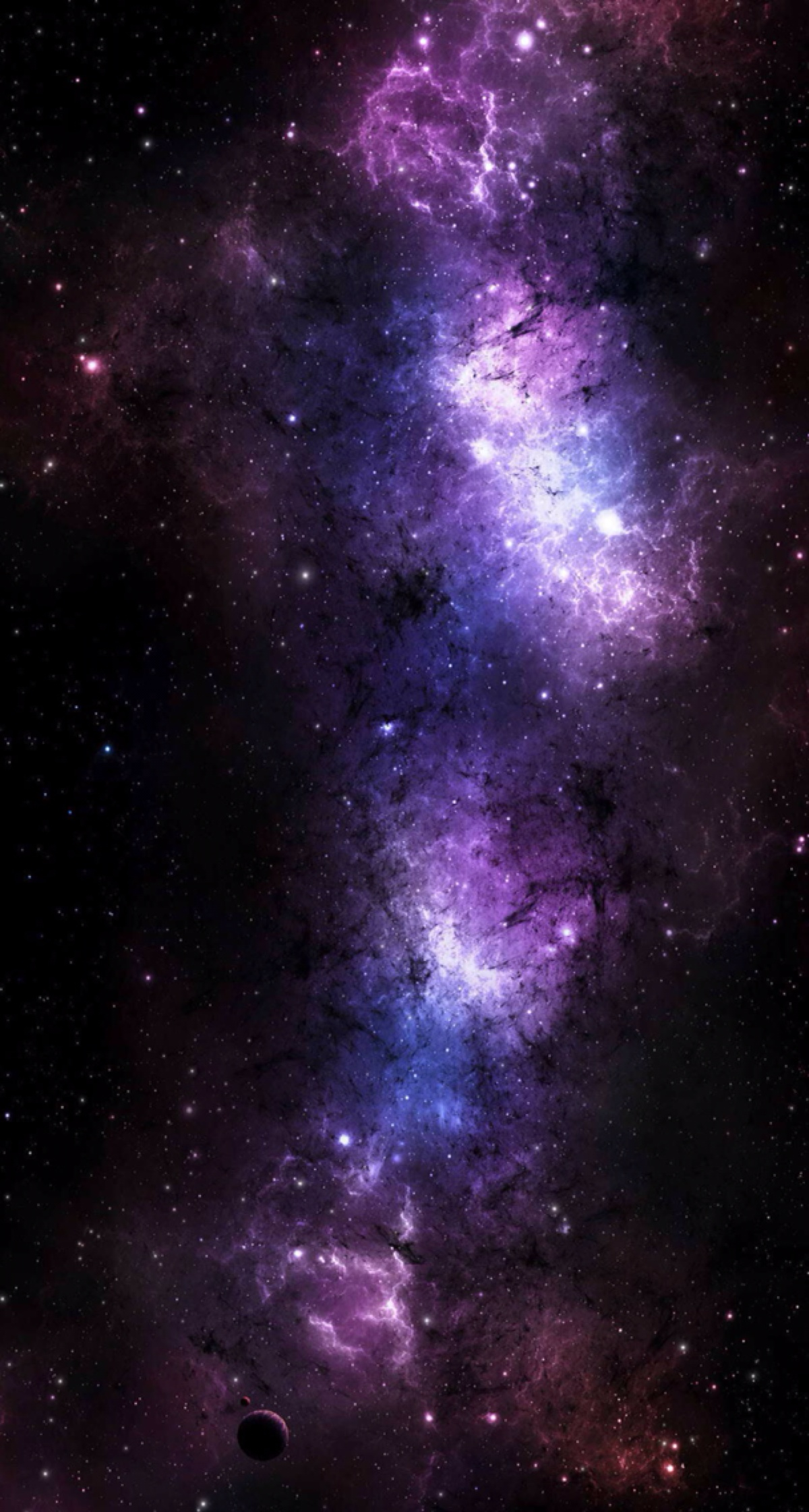 Deep Space iPhone Wallpapers 9