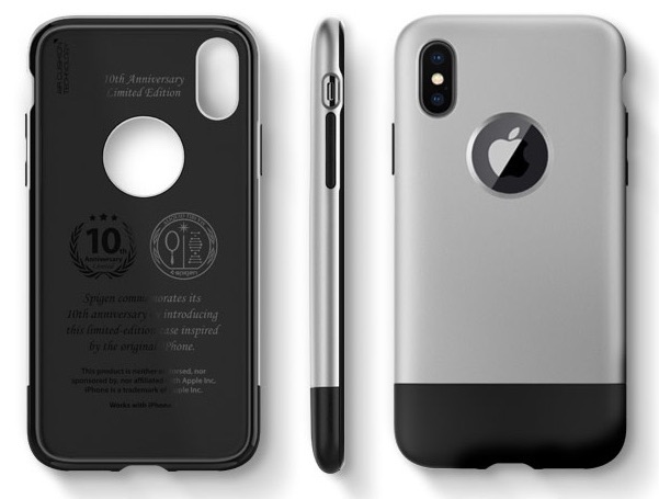 Spigen Launches New iPhone X Cases Inspired by iMac G3 and 1st-Generation iPhone