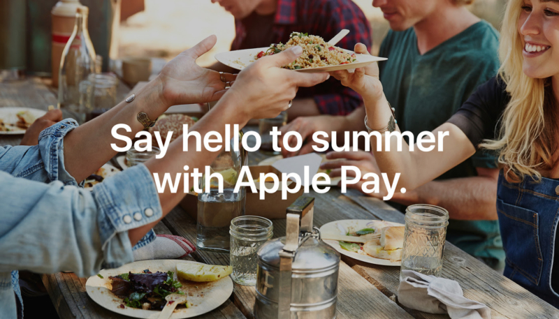 Latest Apple Pay Promotion Offers Free Delivery on First Postmates Delivery
