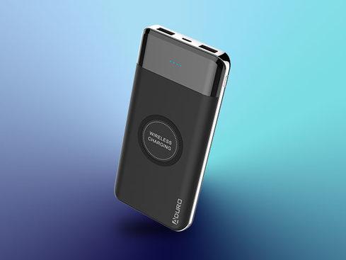 MacTrast Deals: Powerup Wireless Charging 10,000mAh Dual USB Battery