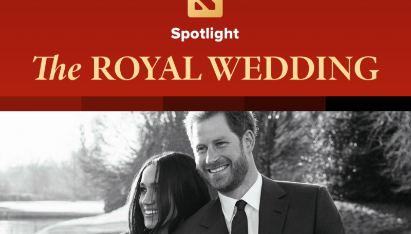 Apple News App Features Special 'Royal Wedding' Section