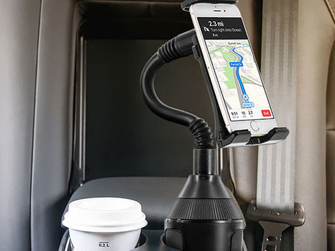 MacTrast Deals: U-Grip Cup Holder Car Mount for Phones and Tablets