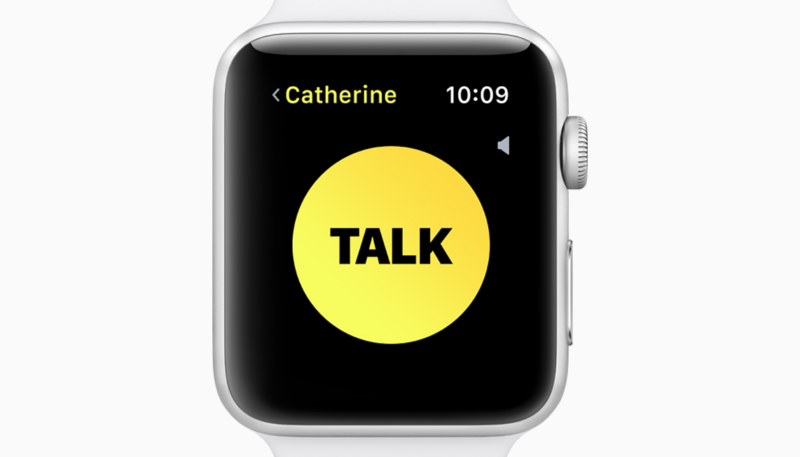 Apple Disables Walkie-Talkie Service on Apple Watch Due to Concerns Over Exploit That Could Allow Eavesdropping