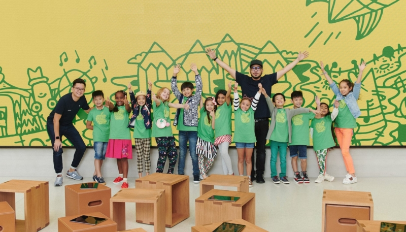 Apple Opens Registration for Three-Day 'Apple Camp' Event for Kids 8-12
