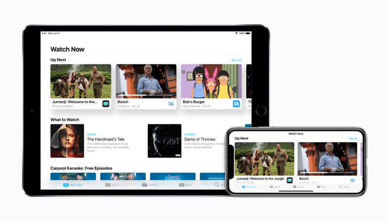 Apple's Original Streaming Video Content to be Available on iPhones, iPads, and Apple TV for Free in Early 2019