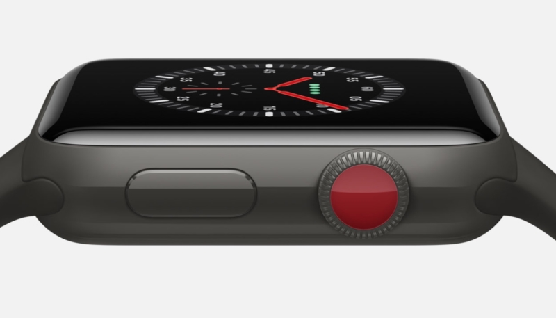Future Version of Apple Watch to Sport Solid State Buttons With Haptic Feedback