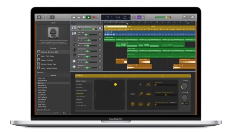 free sound effects for apple mac
