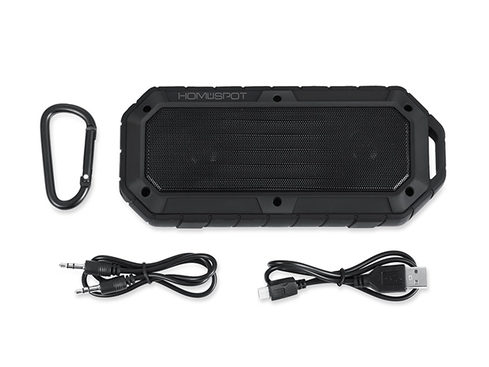 MacTrast Deals: HomeSpot Rugged Waterproof Bluetooth Speaker