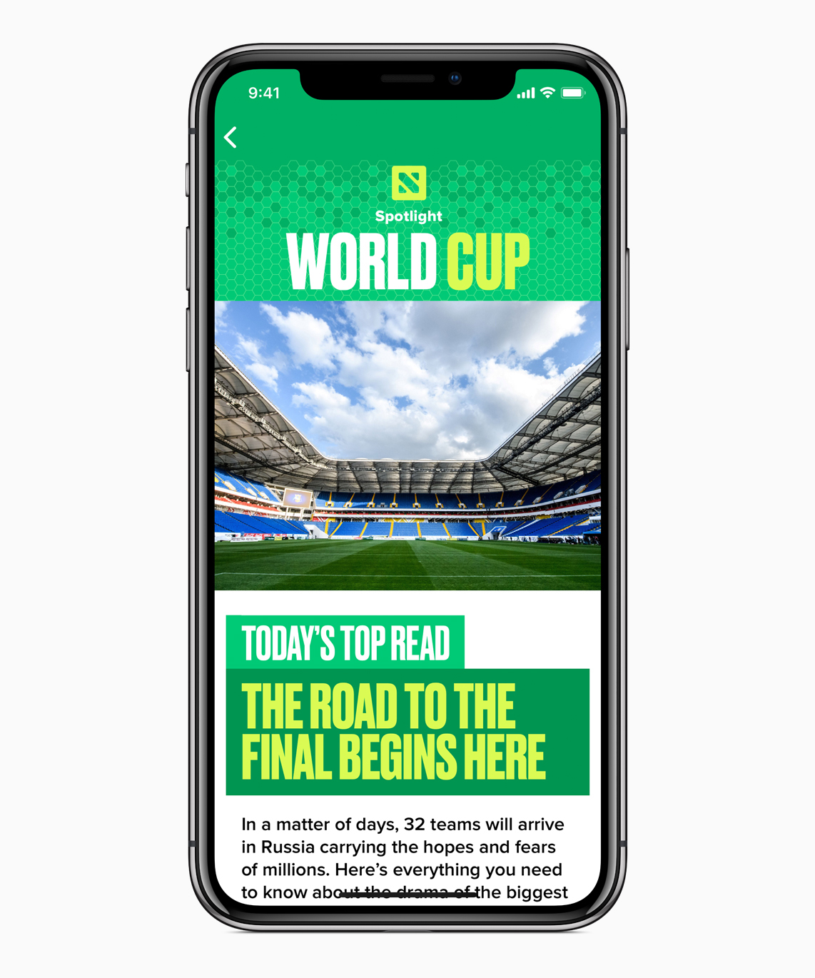 World Cup Content Coming to Siri, iOS apps, Apple TV, iBooks, and More