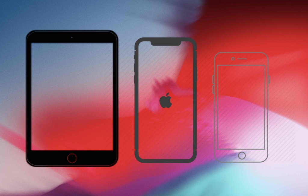 Ios 12 Wallpapers In Hd For Iphone And Ipad Beta Official