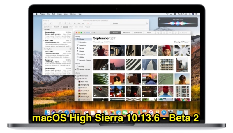Apple Seeds Second Beta of macOS High Sierra 10.13.6 to Developers