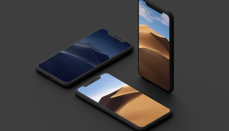 Wallpaper Weekends: macOS Mojave Wallpapers for iPhone, iPad, and