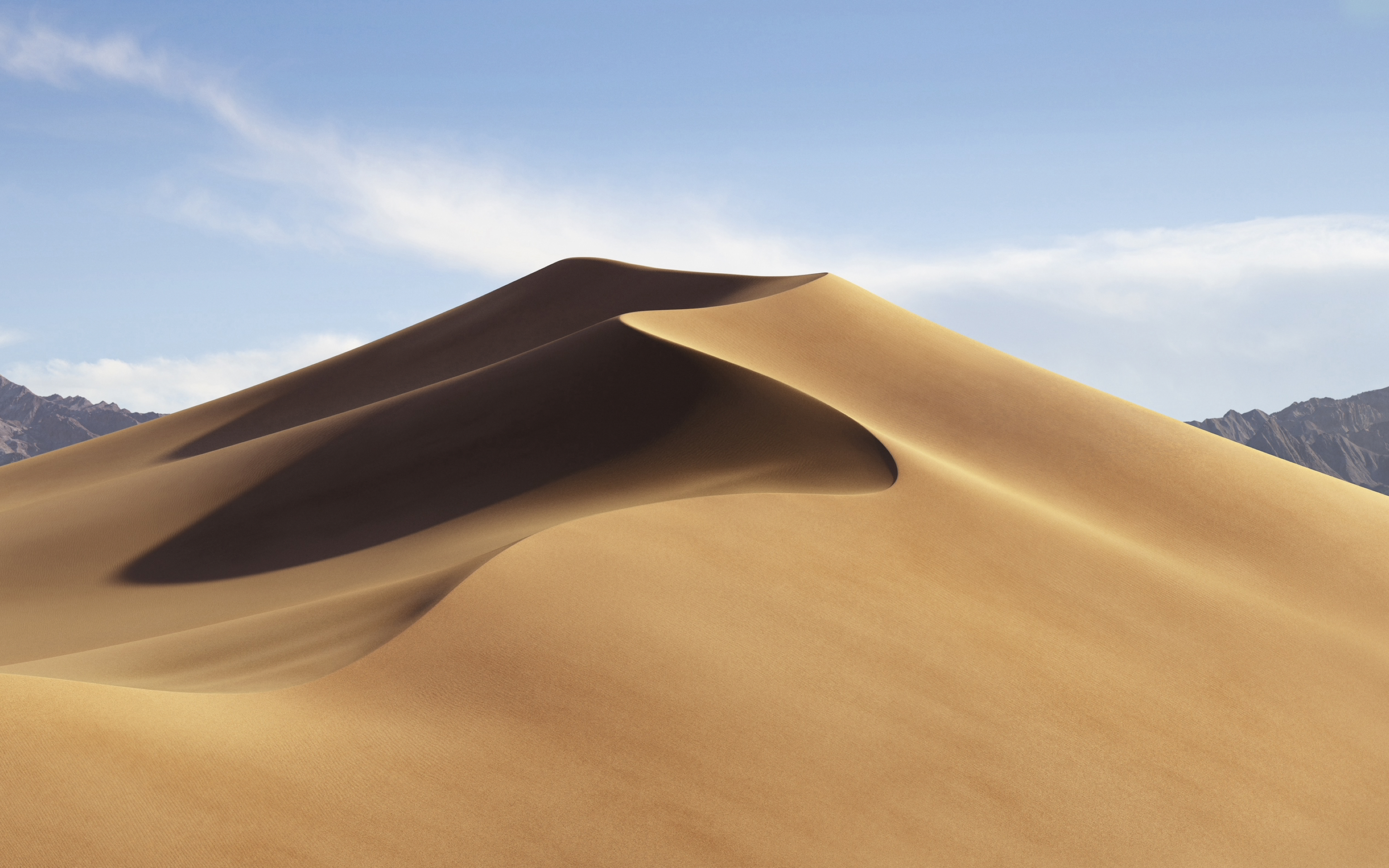 macOS Mojave Wallpaper Day