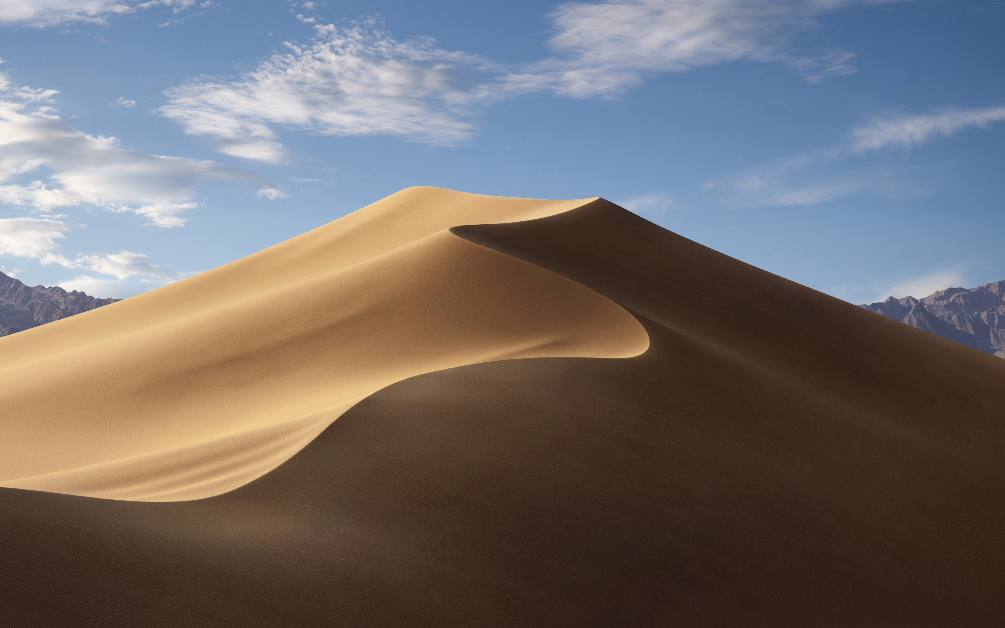 macOS Mojave Wallpaper Mid Day
