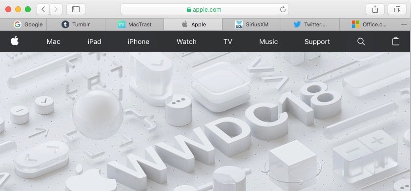Safari Technology Preview 58 Brings Favicons and Other