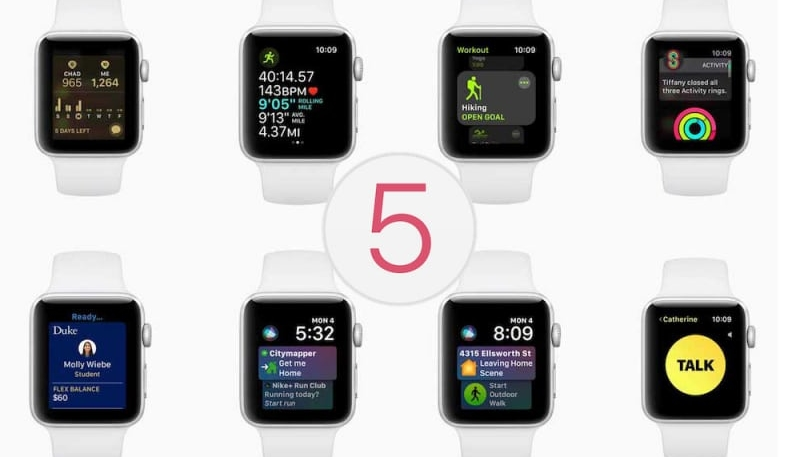 Apple Releases Updated watchOS 5 Beta – Fixes Watch Bricking Issue
