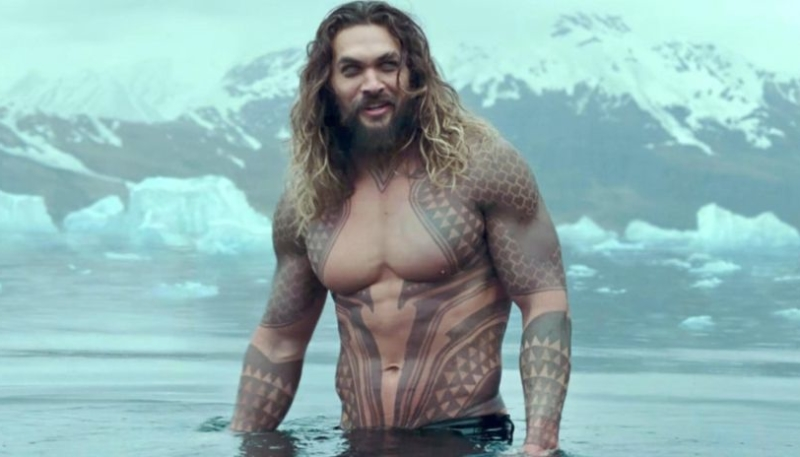'Aquaman' Star Jason Momoa Cast as Lead in Apple's 'See' Drama Series