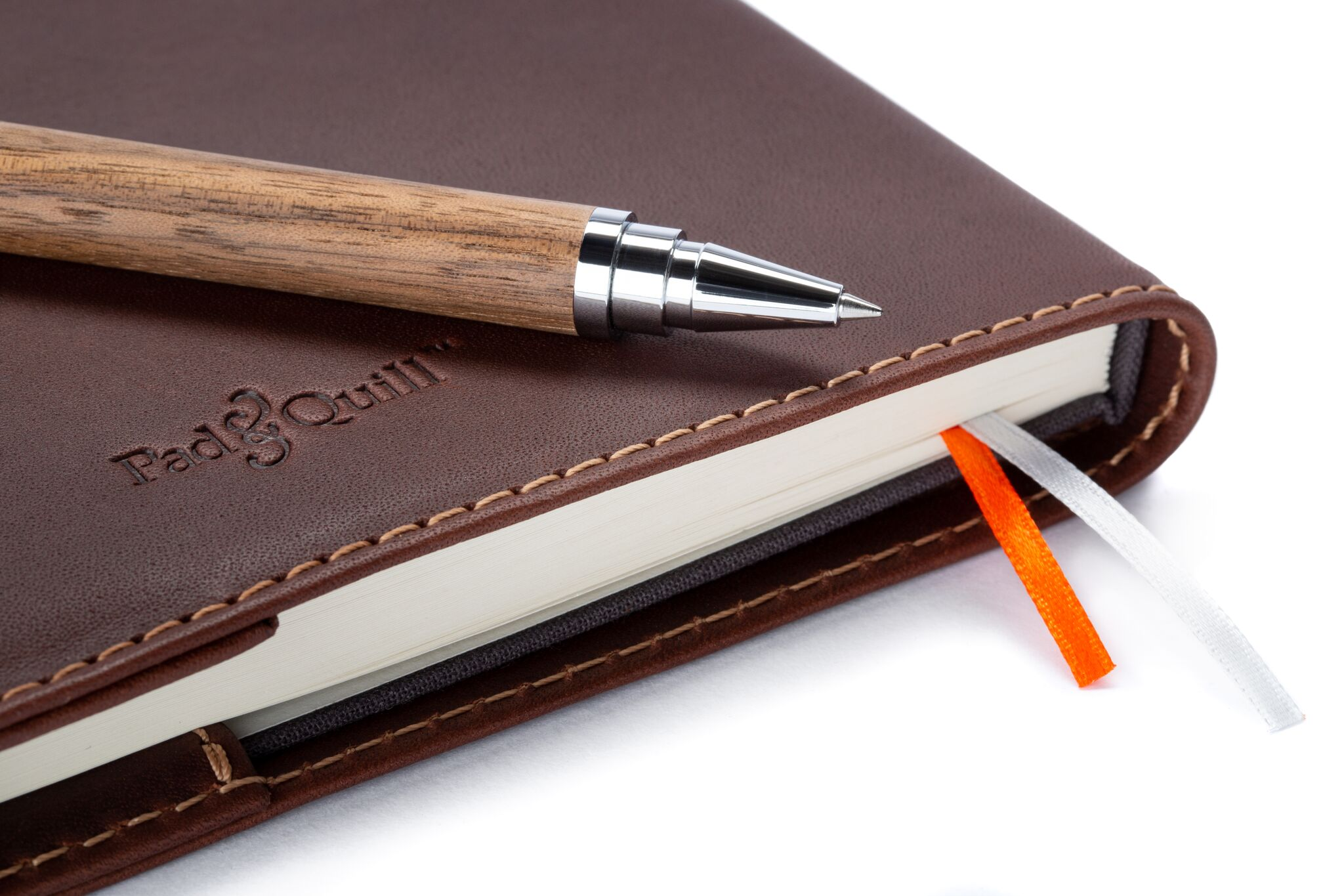 Pad & Quill Announces New Journal Notebooks and Quill Pens